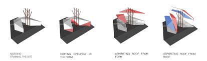 House Diagrams by Gallery Of The Winged House K2ld Architects 11