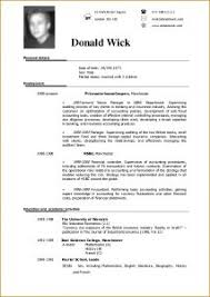 Sample Resume Language Skills by Examples Of Resumes 81 Astounding Good Resume Format Best For
