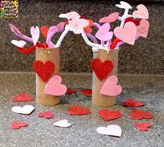 valentines day family love tree