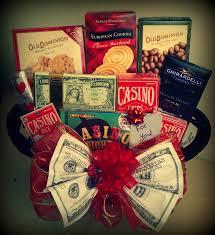 theme gifts casino basket pinterrific gift ideas gift