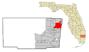 Map Of Pompano Beach Florida by File Broward County Florida Incorporated And Unincorporated Areas