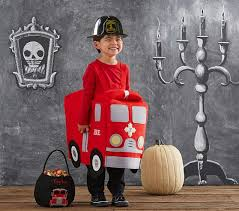 Pottery Barn Kids Witch Costume Toddler Firetruck Costume Pottery Barn Kids