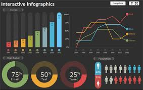 Excel Dashboard Template Free Infographic Style Dashboard Data Ink Com