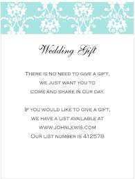 gift registry for weddings gift registry wedding tbrb info