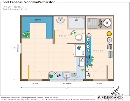 pool cabana floor plans floor plan pool pinterest pool houses pool cabana and cabana