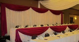 wedding backdrop set up backdrops grapevine gifts rentals llc