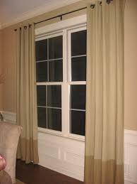 Grommet Curtains For Sliding Glass Doors Astounding Grommet Curtain Panels 96 Panel Curtains Grommet