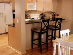 How To Build A Simple Kitchen Island How To Create A Raised Bar In Your Kitchen How Tos Diy
