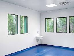 Cleanroom Ceiling Tiles by Wooden Wall Tiles For Cleanrooms Wood Shade Clean Room By Itp