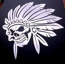 the 25 best skull stencil ideas on pinterest skull silhouette