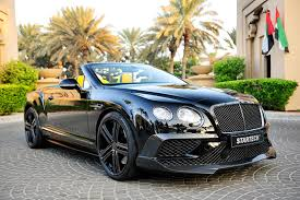 bentley black convertible photo bentley startech continental gt luxury black cars