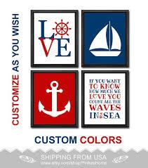 Sailboat Decor For Nursery 161 Best Nautical Nursery Nautical Images On Pinterest