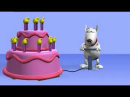 happy birthday youtube