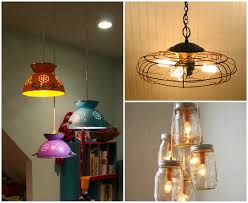 home decor objects decor of creative lighting ideas 21 diy lamps amp chandeliers you