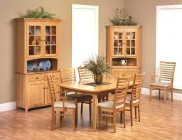 dining room table with china cabinet used set contemporary sets