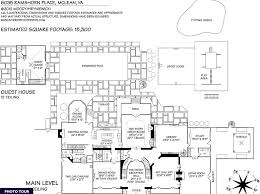 15 000 square foot georgian mansion in mclean va homes of the rich