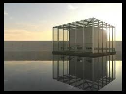 tadao ando glass box timelapse youtube