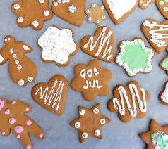 swedish pepparkakor gingerbread