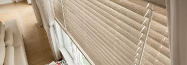 interior design window with trim board window and bali blinds