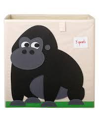 Ikea Scaffali Legno by 3 Sprouts Contenitore Portaoggetti Gorilla Compatibile Con