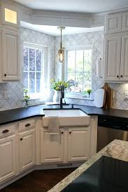 Corner Kitchen Sink Ideas Corner Kitchen Cabinet With Sink Corner Sink In Kitchen Small