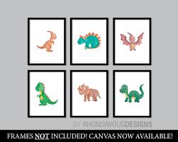 Dinosaur Nursery Decor Dinosaur Decor Dinosaur Gifts Baby Boy Nursery Dinosaur