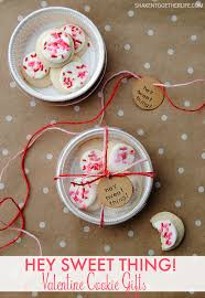 Cookie Gifts Hey Sweet Thing Valentine Cookie Gifts
