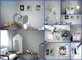 chambre de bébé gris et blanc chambre bebe gris blanc bleu cuisine blanche plan de travail noir