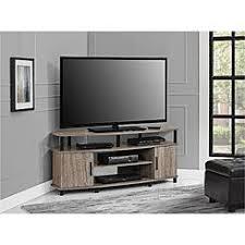 distressed corner tv cabinet tv stands light finish sears