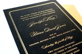 black and gold wedding invitations black white and gold wedding invitations zoolook me