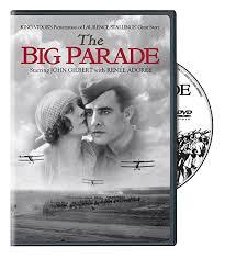 parade dvd the big parade gilbert renee adoree