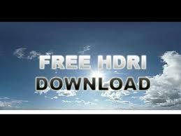 hdri free download youtube