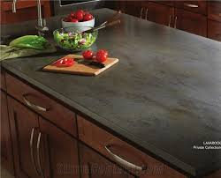 Solid Surface Kitchen Countertops by Lavarock Corian Solid Surface Kitchen Countertop From Canada