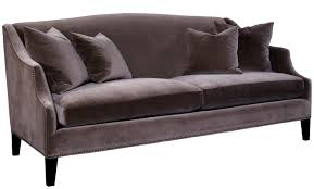 Grey Velvet Sofa by Beautiful Velvet Sofa About Padstow Ashes Black Velvet