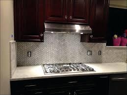 tile backsplash in kitchen grey subway tile backsplash kitchen beay co