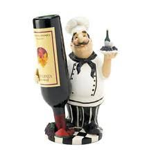 eziba french waiter wine bottle holder and kitchen decor waiter
