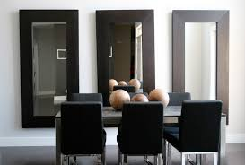 Large Dining Room Mirrors Contemporary Dining Room Contemporary Dining Room Large Dining