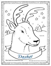 reindeer antler template eliolera