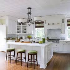 tag for kitchen ideas with white cabinets dark island gallery