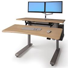 ergotron mvjb48ss anthro elevate adjusta standing desk