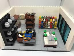 dr ford u0027s office a westworld lego moc album on imgur