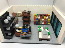 lego office dr ford s office a westworld lego moc album on imgur