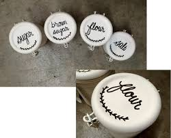 Kitchen Canister Labels Kitchen Canisters Wake And Whimsy