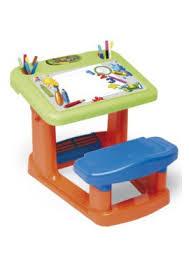 mon premier bureau premier housewares bureau et banc pour enfant naturel