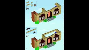 lego the simpsons house building instructions 71006 youtube