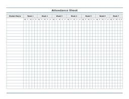 Attendance Spreadsheet The 25 Best Attendance Sheet Template Ideas On Sign
