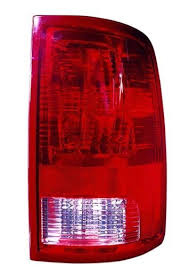 2015 dodge ram 1500 tail light bulb replacement amazon com dodge ram pickup 1500 replacement tail light assembly