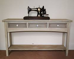 vintage style console table shabby chic french vintage style console table new house