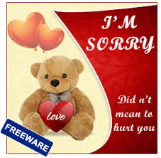 sorry cards design send personalized sorry cards greetings by drpu software
