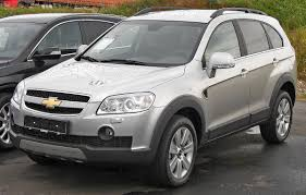 chevrolet captiva wikipedia bahasa indonesia ensiklopedia bebas